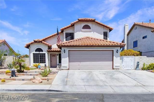 580 Kelsford Drive, Las Vegas, NV 89123 (MLS #2220263) :: Performance Realty