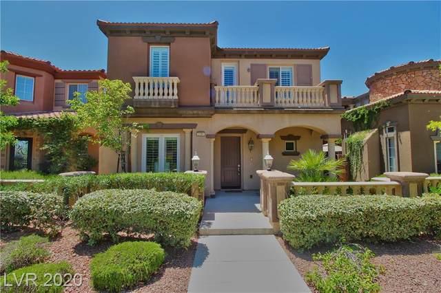 2280 Aragon Canyon Street, Las Vegas, NV 89135 (MLS #2220266) :: Signature Real Estate Group
