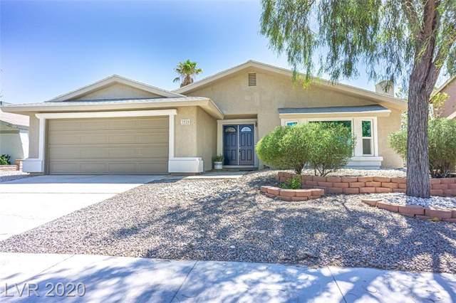 3926 Ebro Way, Las Vegas, NV 89103 (MLS #2220273) :: Hebert Group | Realty One Group