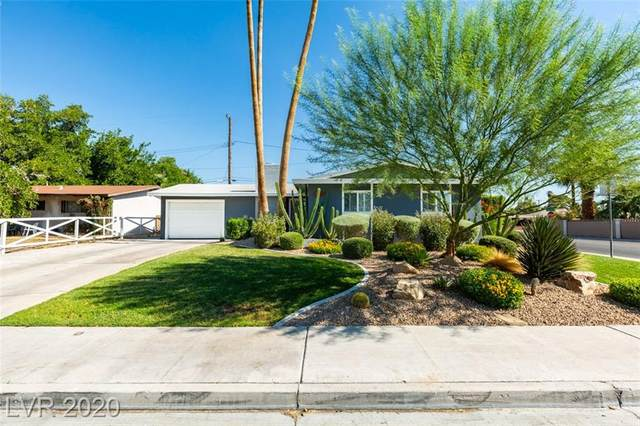 2000 Collins Avenue, Las Vegas, NV 89106 (MLS #2220302) :: Signature Real Estate Group
