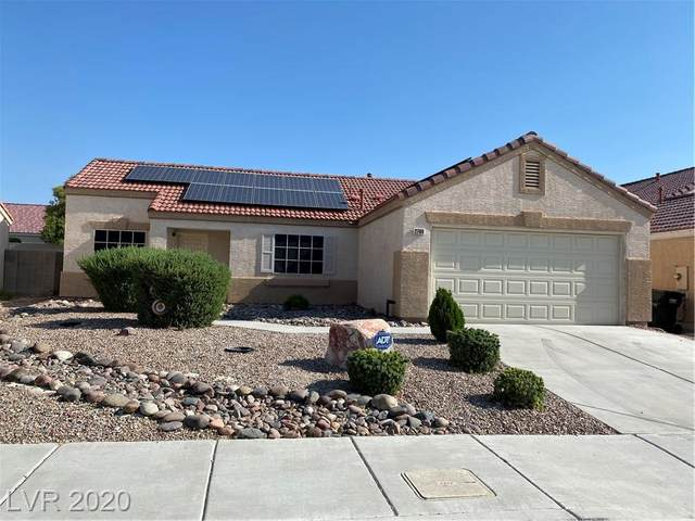 2708 Fern Forest Court, North Las Vegas, NV 89031 (MLS #2220307) :: Hebert Group | Realty One Group