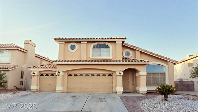 2702 Coventry Green Avenue, Henderson, NV 89074 (MLS #2220315) :: Performance Realty