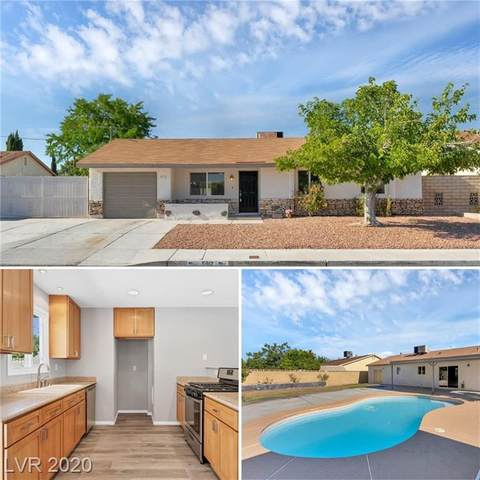 5912 Delabarre Place, Las Vegas, NV 89108 (MLS #2220337) :: Hebert Group | Realty One Group