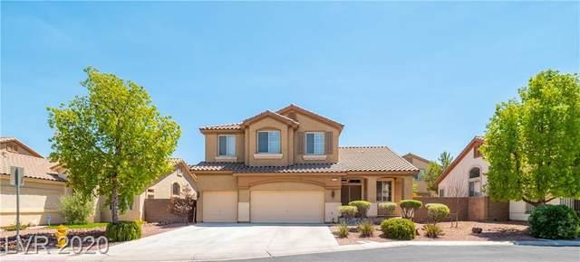 11490 Steponia Bay St Street, Las Vegas, NV 89141 (MLS #2220340) :: Signature Real Estate Group