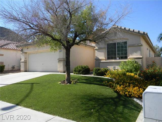 72 John Stuart Mill Street, Henderson, NV 89002 (MLS #2220341) :: Performance Realty