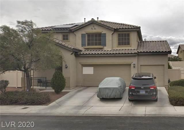 5609 Hannah Gordon Court, North Las Vegas, NV 89081 (MLS #2220349) :: Hebert Group   Realty One Group