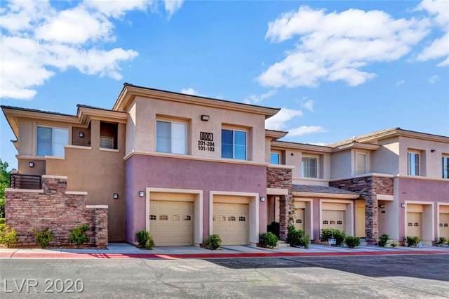 800 Peachy Canyon Circle #201, Las Vegas, NV 89144 (MLS #2220351) :: Hebert Group   Realty One Group