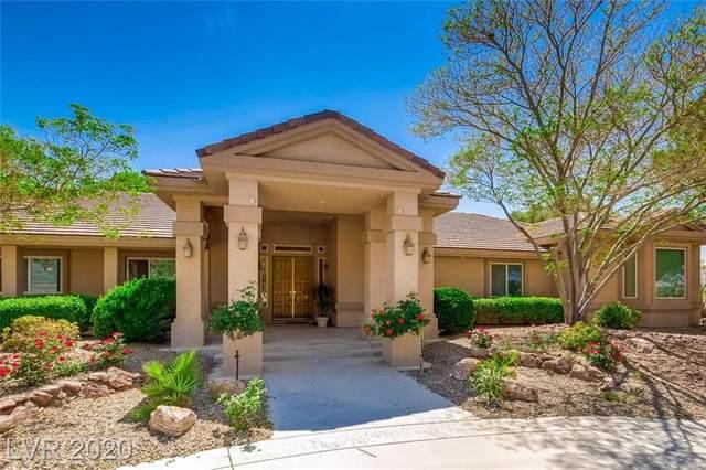 6385 Iron Mountain Road, Las Vegas, NV 89131 (MLS #2220355) :: Hebert Group | Realty One Group