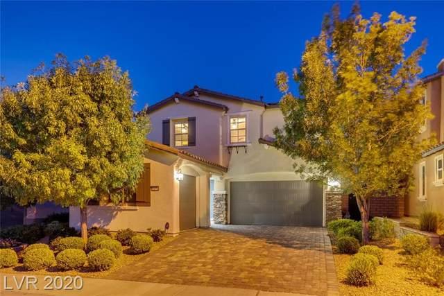 12271 Pacific Cruise Avenue, Las Vegas, NV 89138 (MLS #2220357) :: Hebert Group | Realty One Group