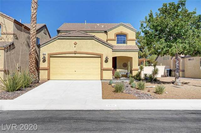 6514 Bismark Hills Street, North Las Vegas, NV 89084 (MLS #2220361) :: Hebert Group | Realty One Group