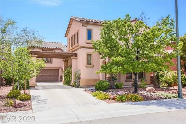 11165 Prado Del Rey Lane, Las Vegas, NV 89141 (MLS #2220398) :: Signature Real Estate Group