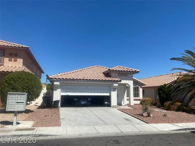4322 Mammoth Creek Drive, Las Vegas, NV 89147 (MLS #2220403) :: Performance Realty