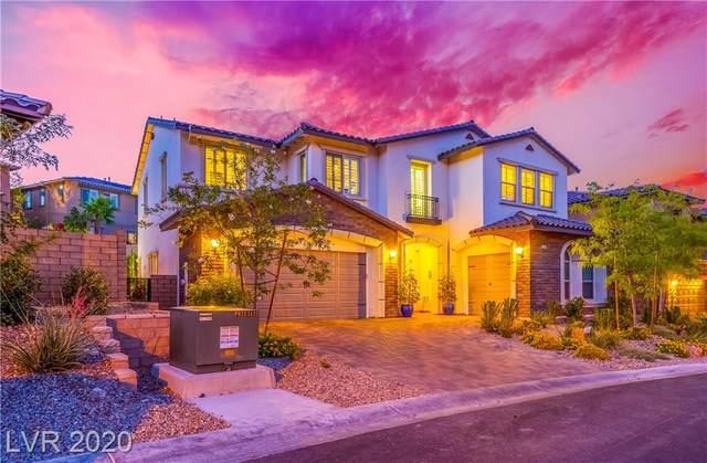 12008 Tramonto Avenue, Las Vegas, NV 89138 (MLS #2220416) :: Hebert Group | Realty One Group