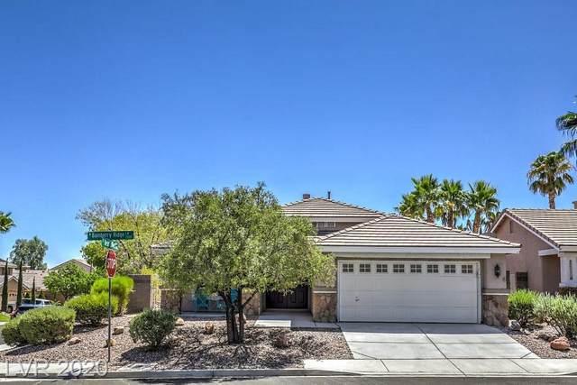 1316 Bainberry Ridge Lane, Las Vegas, NV 89144 (MLS #2220418) :: Hebert Group | Realty One Group
