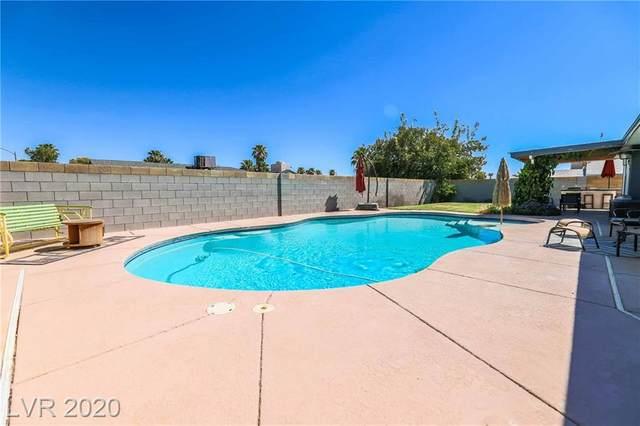 4212 Tarkin Avenue, Las Vegas, NV 89120 (MLS #2220419) :: Billy OKeefe | Berkshire Hathaway HomeServices