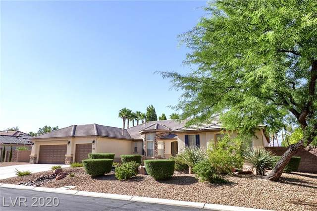 7220 Sandy Plains Avenue, Las Vegas, NV 89131 (MLS #2220447) :: Kypreos Team