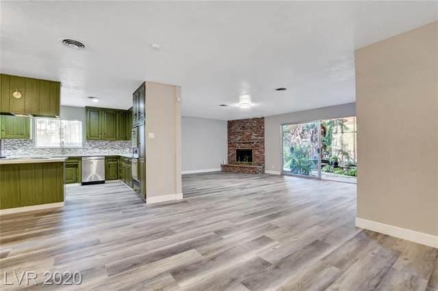 4957 Wilbur Street, Las Vegas, NV 89119 (MLS #2220451) :: Billy OKeefe | Berkshire Hathaway HomeServices