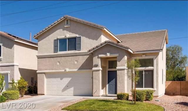 6318 Shadow Moon Place, North Las Vegas, NV 89031 (MLS #2220455) :: Kypreos Team