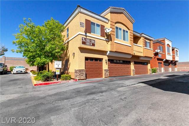 9303 Gilcrease Avenue #1083, Las Vegas, NV 89149 (MLS #2220461) :: The Mark Wiley Group | Keller Williams Realty SW