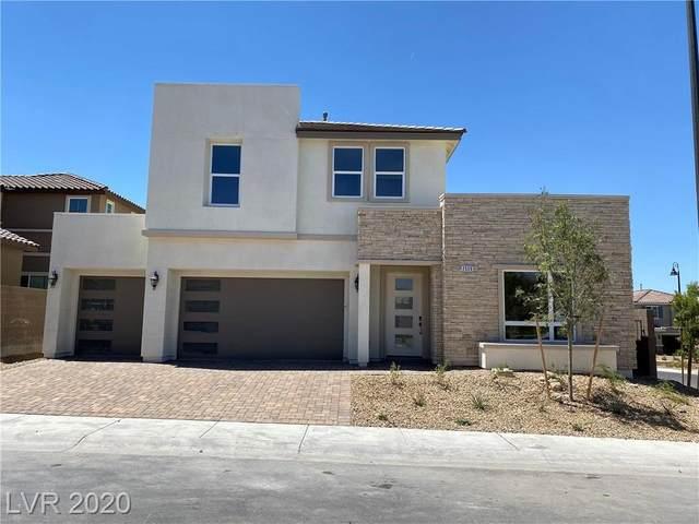 2559 Milburn Avenue, Henderson, NV 89044 (MLS #2220493) :: Hebert Group | Realty One Group