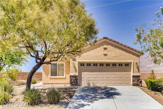 2936 Ground Robin Drive, North Las Vegas, NV 89084 (MLS #2220499) :: Billy OKeefe | Berkshire Hathaway HomeServices