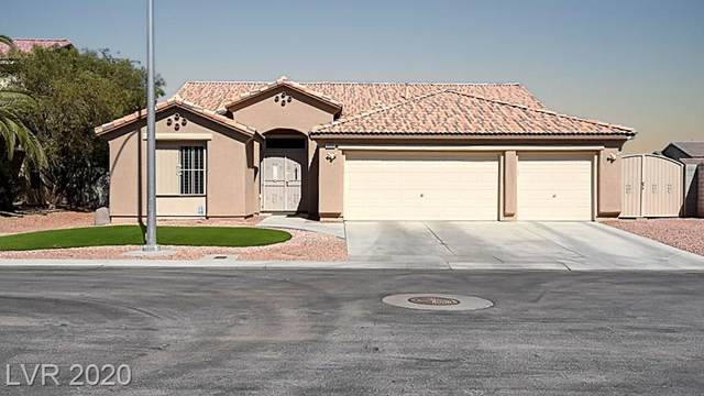 9098 Ravenhurst Street, Las Vegas, NV 89123 (MLS #2220501) :: Billy OKeefe | Berkshire Hathaway HomeServices