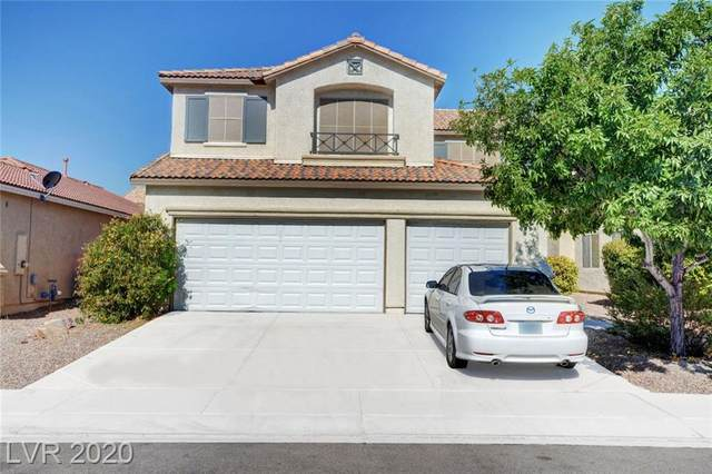 5627 Indian Springs St Street, North Las Vegas, NV 89031 (MLS #2220508) :: Hebert Group | Realty One Group