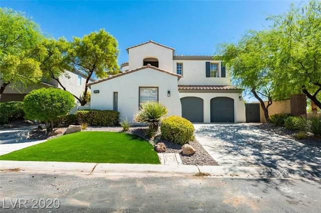 2546 Grassy Spring, Las Vegas, NV 89135 (MLS #2220509) :: Hebert Group   Realty One Group