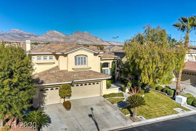 109 N Buteo Woods Lane, Las Vegas, NV 89144 (MLS #2220544) :: Hebert Group | Realty One Group
