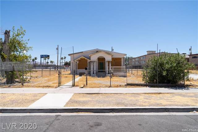 314 9th Street, Las Vegas, NV 89101 (MLS #2220564) :: The Lindstrom Group