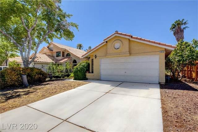 1415 Recital Way, Las Vegas, NV 89119 (MLS #2220567) :: Billy OKeefe | Berkshire Hathaway HomeServices