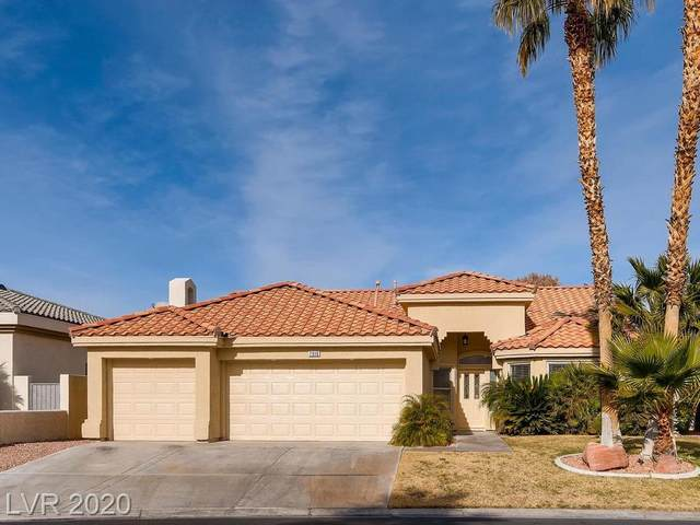 7916 Aspect Way, Las Vegas, NV 89149 (MLS #2220579) :: Billy OKeefe | Berkshire Hathaway HomeServices