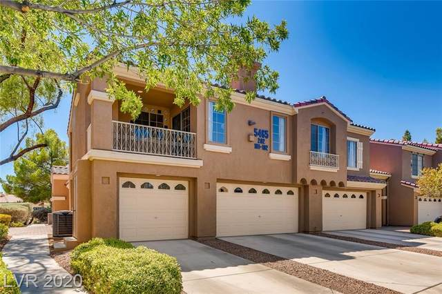 5465 Shay Mountain Place #202, Las Vegas, NV 89149 (MLS #2220584) :: Hebert Group | Realty One Group