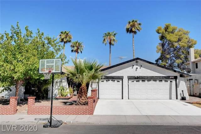 5136 Avenida Del Luna, Las Vegas, NV 89119 (MLS #2220618) :: Billy OKeefe | Berkshire Hathaway HomeServices