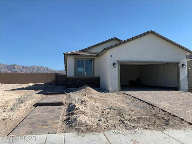 2400 Arrington Avenue, North Las Vegas, NV 89086 (MLS #2220638) :: Hebert Group | Realty One Group