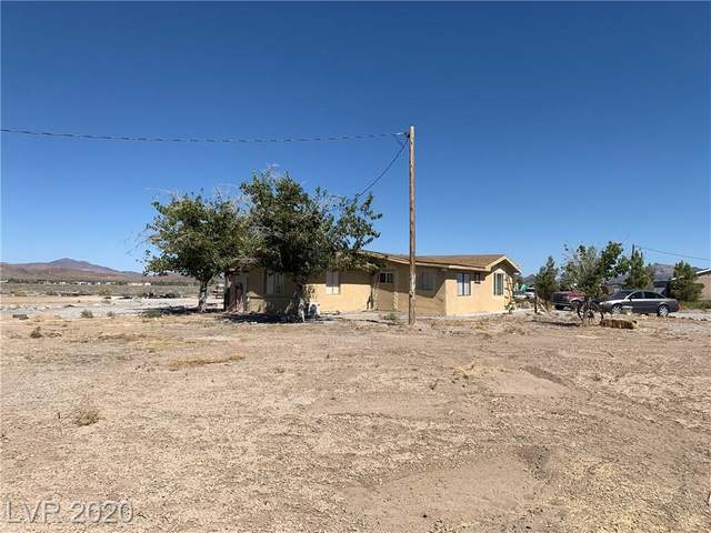 3660 W Venus Street, Pahrump, NV 89048 (MLS #2220654) :: Signature Real Estate Group