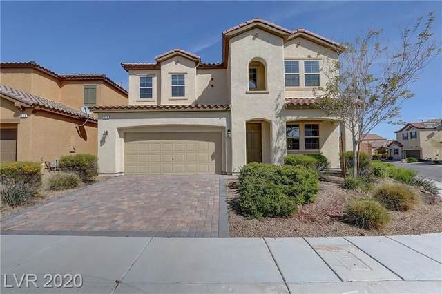 248 Cranstonhill Drive, Las Vegas, NV 89148 (MLS #2220667) :: Hebert Group | Realty One Group
