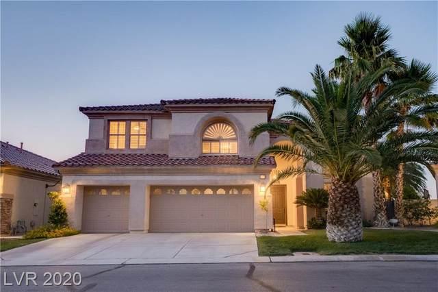 78 Sahalee Drive, Las Vegas, NV 89148 (MLS #2220685) :: Hebert Group | Realty One Group