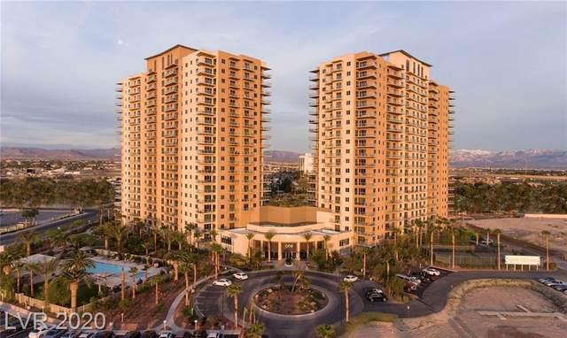 8255 S Las Vegas Boulevard #1707, Las Vegas, NV 89123 (MLS #2220700) :: Hebert Group | Realty One Group