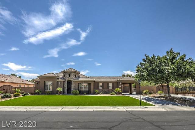 5851 Pristine Falls Avenue, Las Vegas, NV 89131 (MLS #2220703) :: Performance Realty