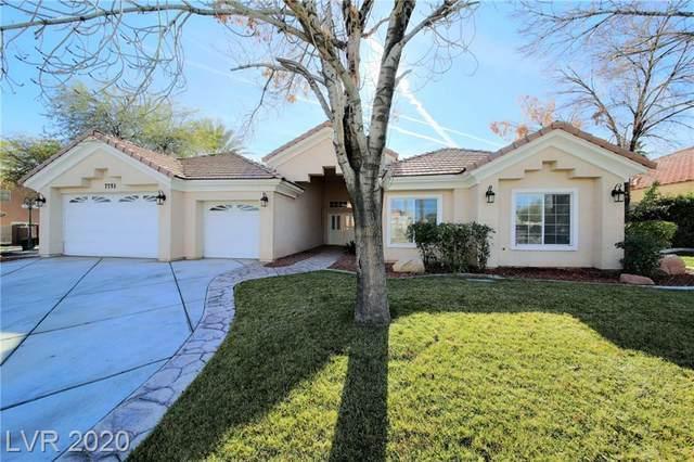 7751 Brambly Creek Court, Las Vegas, NV 89129 (MLS #2220712) :: Hebert Group | Realty One Group