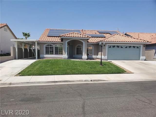 4825 Gentle Pines Court, Las Vegas, NV 89130 (MLS #2220751) :: Hebert Group | Realty One Group