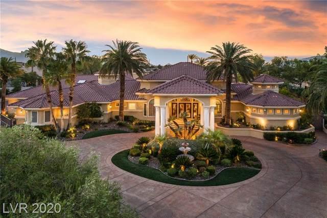 7440 Oak Grove Avenue, Las Vegas, NV 89117 (MLS #2220757) :: Performance Realty
