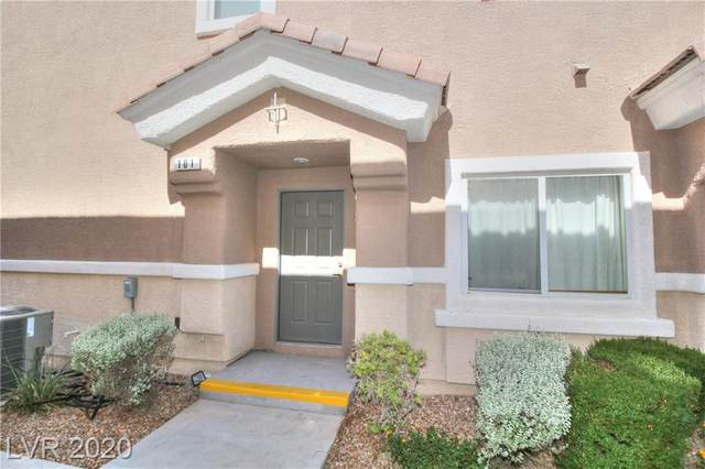 2362 Yellowstone Creek Drive #101, Las Vegas, NV 89183 (MLS #2220770) :: The Lindstrom Group