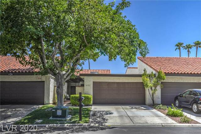 2561 La Cara Avenue, Las Vegas, NV 89121 (MLS #2220772) :: Billy OKeefe | Berkshire Hathaway HomeServices