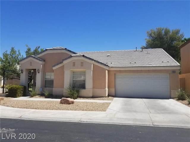 3528 Dover Bay Street, Las Vegas, NV 89129 (MLS #2220843) :: Helen Riley Group | Simply Vegas