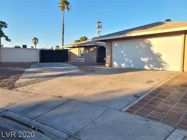 4436 Eureka Circle, Las Vegas, NV 89103 (MLS #2220854) :: Billy OKeefe | Berkshire Hathaway HomeServices