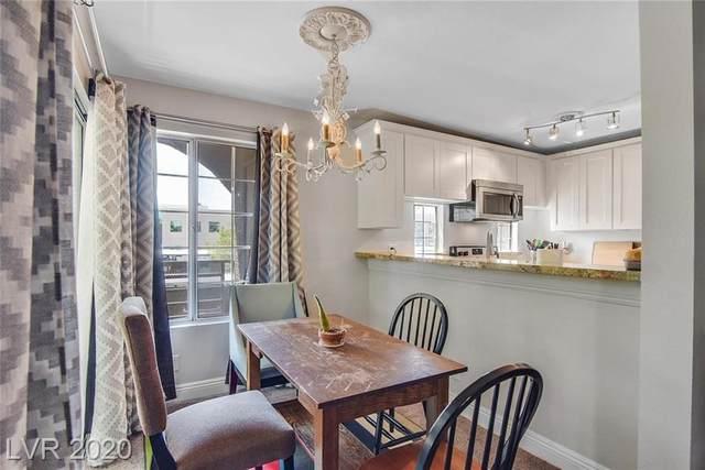 2101 Sealion Drive #201, Las Vegas, NV 89128 (MLS #2220884) :: Billy OKeefe | Berkshire Hathaway HomeServices