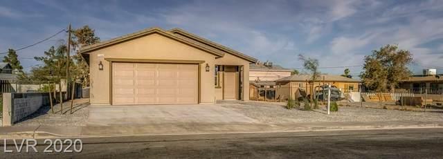 2306 Bassler Street, North Las Vegas, NV 89030 (MLS #2220889) :: Jeffrey Sabel