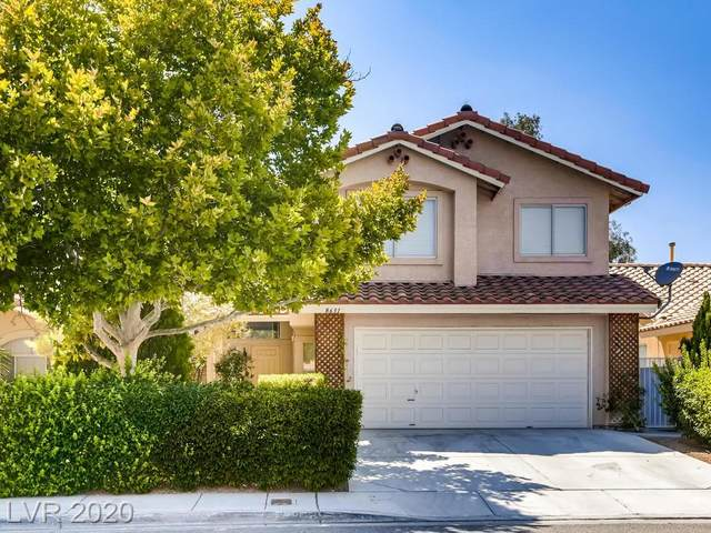 8631 Tiverton Road, Las Vegas, NV 89123 (MLS #2220934) :: Billy OKeefe | Berkshire Hathaway HomeServices